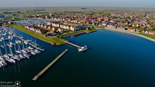 Luchtfoto Wemeldinge