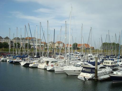 Boten in de Jachthaven 2