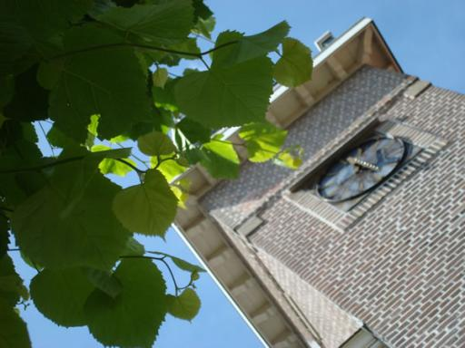 Klok oude Gemeentehuis Wemeldinge
