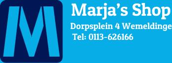 Marja's Shop