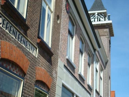 Oude gemeentehuis Dorpsstraat