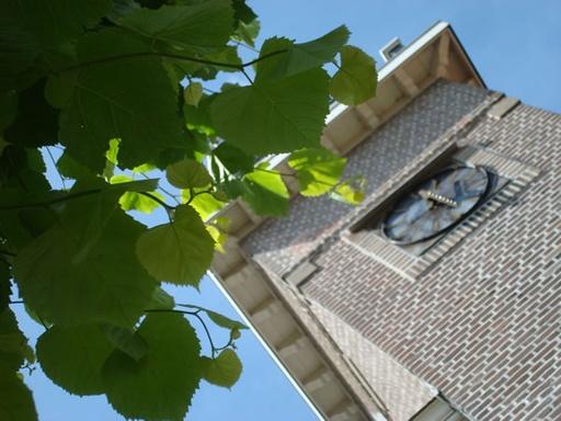 Klok van het oude Gemeentehuis Wemeldinge