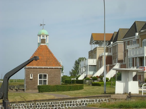 Peilhuisje haven Wemeldinge