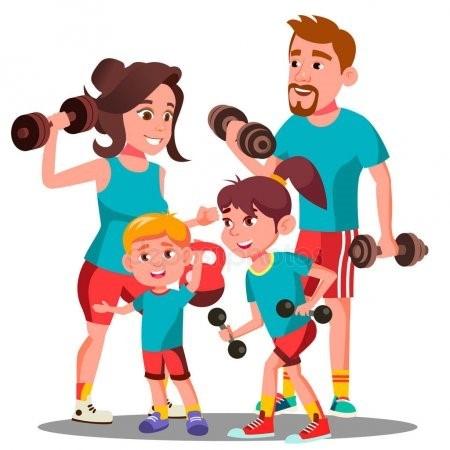 Sport en Spel voor ouders sámen met de kinderen