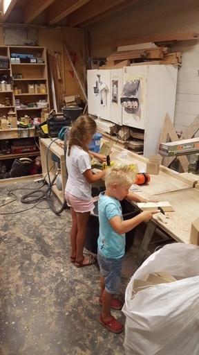 Workshop Timmeren / Doe-Het-Zelf