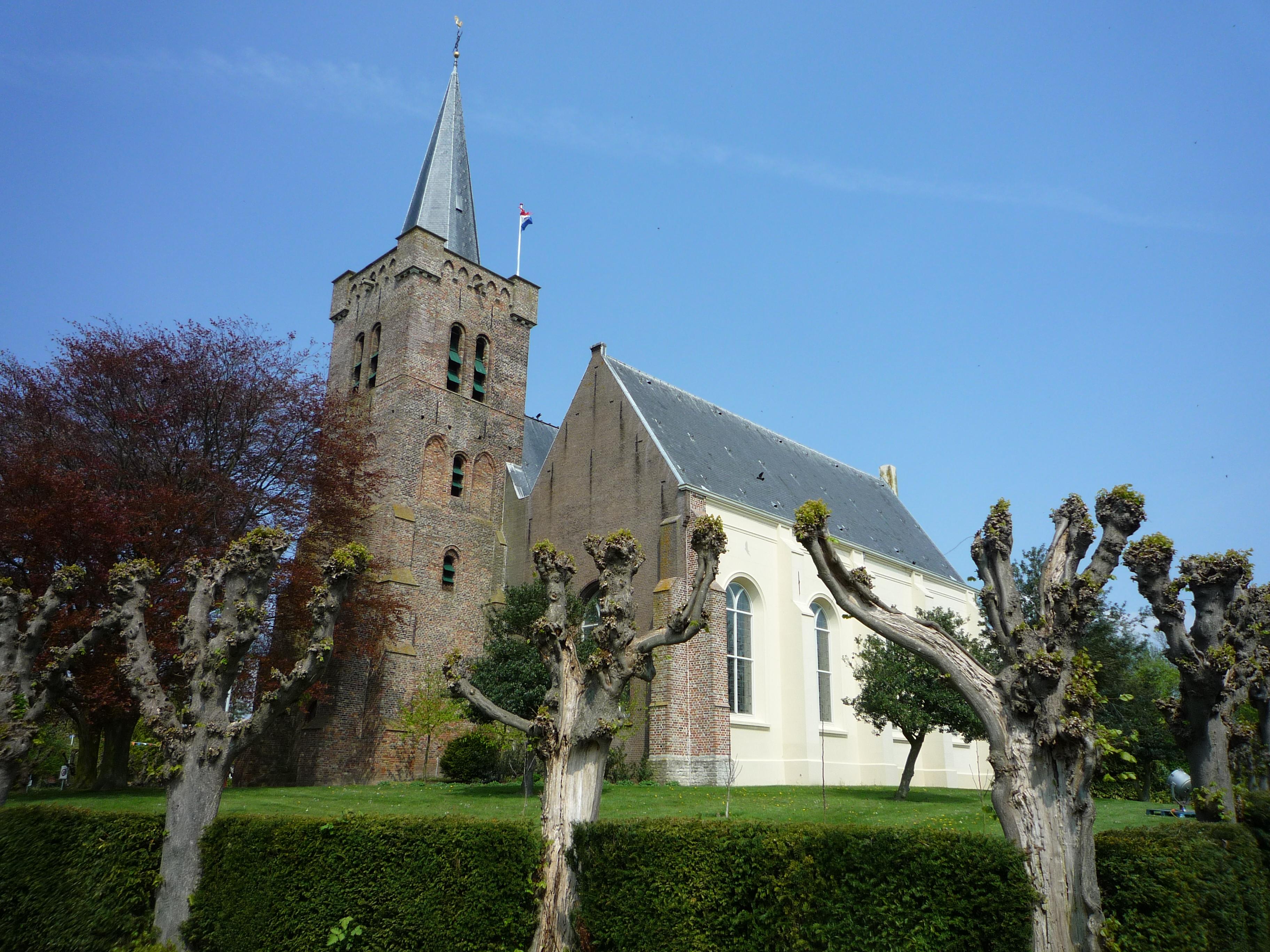 Kerkdienst Maartenskerk