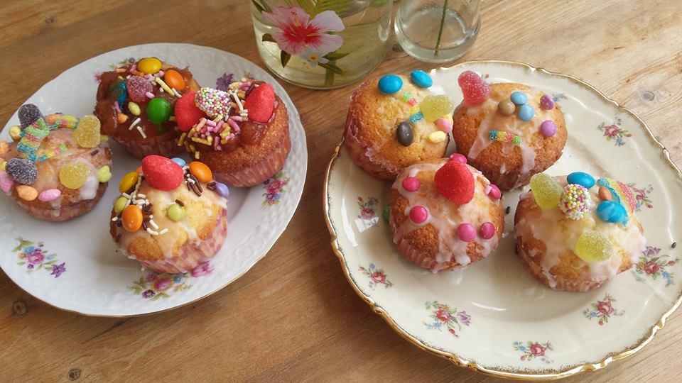 Muffins pimpen